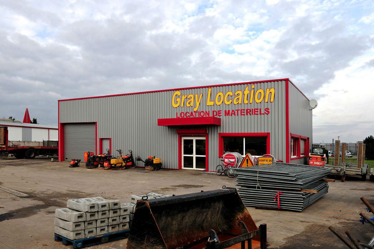 Gray Location